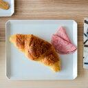 1616/arita japan TY スクエアプレート235/白 ホワイト【1616/arita japan 有田焼 アリタジャパン 和食器 角皿 plate...