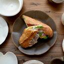 古谷浩一/古谷製陶所 輪花皿(中) 【信楽焼 和食器 うつわ 作家 陶器 プレート】