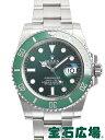ロレックス ROLEX サブマリーナーデイト 116610LV【中古】メンズ 腕時計 送料無料