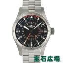 フォルティス FORTIS フリーガーF-43トリプルGMT F426.0000【新品】メンズ 腕時計 送料無料