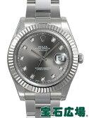 ロレックス デイトジャスト II 116334G【新品】【メンズ】【腕時計】【送料・代引手数料無料】