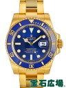 ロレックス サブマリーナーデイト 116618LB【新品】【メンズ】【腕時計】【送料・代引手数料無料】