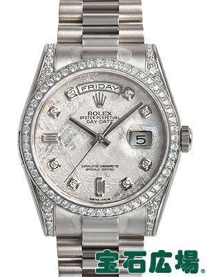 ロレックス デイデイト 118389A【新品】【メンズ】【腕時計】【送料・代引手数料無料】