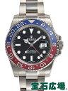 ロレックス GMTマスターII 116719BLRO【新品】【メンズ】【腕時計】【送料・代引手数料無料】