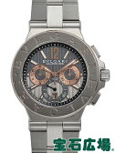 ブルガリ ディアゴノ カリブロ303 DG42C14SWGSDCH【中古】【腕時計】【メンズ】【送料・代引手数料無料】