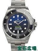 ロレックス オイスターパーペチュアル シードゥエラーディープシーDブルー 116660 【新品】【メンズ】【腕時計】【送料・代引手数料無料】
