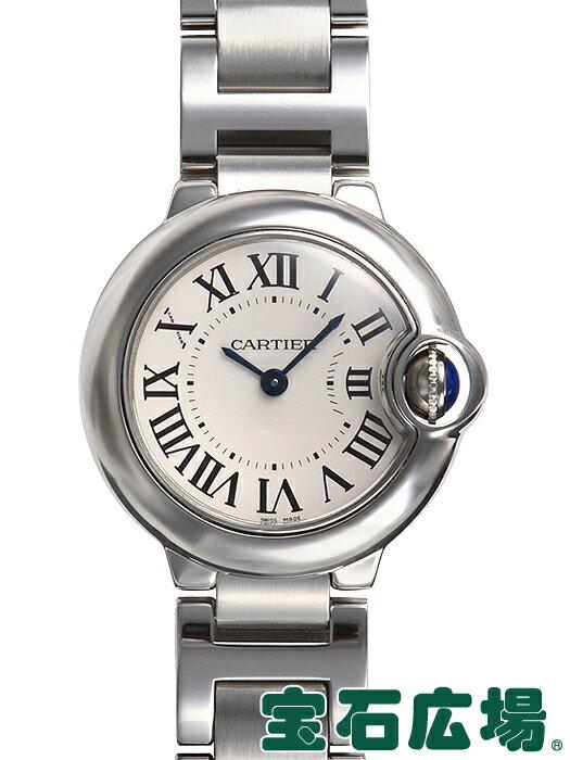 カルティエ バロンブルー 28mm W69010Z4【】【レディース】【腕時計】【送料・手数料無料】 【カルティエ】【バロンブルー 28mm W69010Z4】【】【レディース】【腕時計】