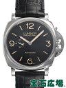 【パネライ】【ルミノール ドゥエ3デイズ オートマティックアッチャイオ PAM00674】【新品】【メンズ】【腕時計】