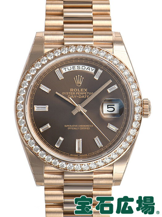 ロレックス ROLEX デイデイト40 228345RBR【新品】 メンズ 腕時計 送料・代引手数料無料