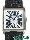 ロジェ・デュブイ ROGER DUBUIS ゴールデンスクエア DBGS0650【中古】 メンズ 腕時計 送料無料