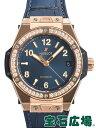 ウブロ HUBLOT ビッグバン ワンクリック キングゴールド ブルー ダイヤモンド 465.OX.7180.LR.1204【新品】ユニセックス 腕時計 送料・..