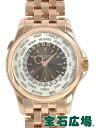 パテックフィリップ PATEK PHILIPPE ワールドタイム 5130/1R-001【中古】メンズ 腕時計 送料無料