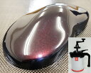 関西ペイントPG80 ブラックマイカ/レッドパール 1kg 自動車用ウレタン塗料 2液 カンペ ウレタン 塗料 赤