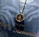 【新品】Chopard ショパール HAPPY DIAMONDS ネックレス 18Kホワイトゴールド ダイヤモンド 797753-1001(18Kホワイトゴールド12.5g/ダイヤ0.06ct)
