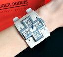 【良品】ロジェデュブイ Roger Dubuis フォローミー  F18 54 0 F1.7A/04 18Kホワイトゴールド レディース 腕時計 watch【送料・代..