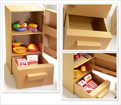 Kitchen Toys for 2 Year Old : 手作りままごとキッチンダンボール : すべての講義