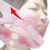 【】ドリーム 揉まれるフェイスマスク たるみ対策?ほうれい線対策?二重あご対策?小顔