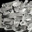 パワーストーン 【水晶】【送料無料(メール便発送)】パワ−スト−ン の 充電 浄化 に!! ミニ水晶ポイント 100g 浄化石 水晶 ♪ さざれ石 よりも効果があるかも 人気 アーカンソー州産 ★ 水晶 クリスタル パワーストーン 石 天然石 占い 開運 すいしょう10P19Jun15P16Sep15