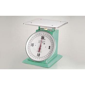 上皿自動ハカリ デカO型 20kg 【重量計】 【測量器】 【計量器】 【業務用】 フジ (平皿付)