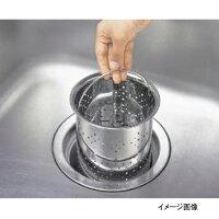 排水口用 ゴミ受け CK-113 抗菌 ステンレス
