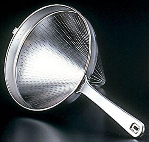 18-8 スープ漉し 30cm (BSC04030) TKG)5-0370-0306