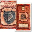 【占いカード】シャーマン・ウィズダム・カード☆SHAMAN WISDOM CARDS