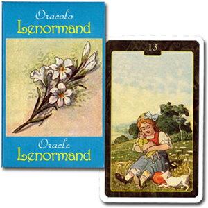 ルノルマンカード ルノルマン・オラクル・カード