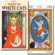 【タロット】ミニチュア・ホワイトキャッツ・タロット☆TAROT OF WHITE CATS