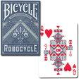 【遊び心溢れるバイスクル♪】バイスクル ロボサイクル ポーカー ブルー