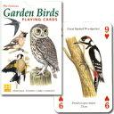 【鳥好きな方へのちょっとしたプレゼントに♪】トランプ 英国の野鳥