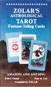 世界10ヶ国以上からタロットカードを厳選新商品から絶版品まで多数 世界のタロットカード・オラクルカード販売アメリカ U.S.ゲームス社製【ZOLAR'S ASTOLOGICAL TAROT】ゾラーズ タロット