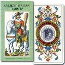 【あす楽対応】ラッキーカードプレゼント!エンシェント・イタリアン・タロット〜カードに再現された19世紀の美しさ〜