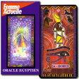 あす楽対応ラッキーカードプレゼント!幻想的で美しいオラクル・カードオラクル・エジプシャン