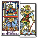 【タロットカード】カモワン・タロット☆TAROT DE MARSEILLE By Alexandre JODOROWSKY Philippe CAMOIN