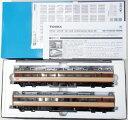 【中古】HOゲージ/TOMIX HO-024 国鉄485系特急電車(初期型) 2両増結セット(T)【A'】 外箱退色あり