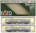 【中古】Nゲージ/KATO 10-321 787系「つばめ」交流特急形電車 2両増結セット 1993年ロット【A】