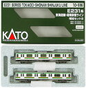 【中古】Nゲージ/KATO 10-596 E231系 東海道線・湘南新宿ライン 2両増結セットB 2014年ロット【A】