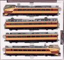 【中古】HOゲージ/TOMIX HO-085 国鉄 489系特急電車(初期型) 4両基本セット【A'】外箱傷み