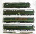 【中古】HOゲージ/TOMIX HO-091 JR 24系25形特急寝台客車(トワイライトエクスプレス) 4両基本セット【A】