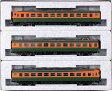 【中古】HOゲージ/KATO 3-505 165系急行形電車 3両基本セット【A'】 ※外箱傷み