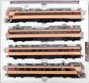 【中古】HOゲージ/TOMIX HO-095+HO-097 国鉄 489系特急電車(クハ489-300・700) 4両基本 + 485(489)系特急電車(AU...
