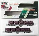 【中古】Nゲージ/KATO 10-245 コキ106 19Dコンテナ積載 2両セット 2010年ロット【A】