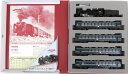 【中古】Nゲージ/ラウンドハウス 10-917 秩父鉄道「パレオエクスプレス」タイプ 5両セット 2006年1次ロット【A】