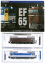 【中古】Nゲージ/TOMIX 92964 JR EF65電気機関車(57・1127号機・JR貨物色) 限定品 2両セット【A'】※外箱傷み