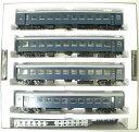 【中古】HOゲージ/TOMIX HO-033 国鉄10系客車(座席車)(青色)4両セット【A'】※外箱若干傷み