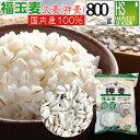 国産 福玉麦 800g
