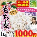 もち麦(大麦)計1kg(500g×2袋)βグルカン豊富【メー...