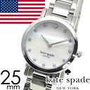 ケイトスペード腕時計 [ katespade時計 ]( kate spade NEWYORK 腕時計 ケイト スペード) グラマシーミニ ( Gramercy ...