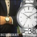 バーバリー 腕時計 メンズ 男性 [ BURBERRY ] 時計 シティ ( The City ) シルバー/BU9037 [おすすめ/ブランド/プレゼント/ギフト/おしゃれ/オシャレ/メタル ベルト]