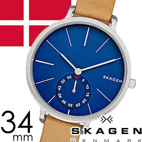 スカーゲン 腕時計 [ SKAGEN 時計 ] スカーゲン 時計 [ SKAGEN 腕時計 ] スカーゲン腕時計 [ SKAGEN時計 ] ハーゲン Hagen メンズ レディース ブルー SKW2355 [ 人気 流行 ブランド 防水 革 ベルト レザー シンプル 北欧 ブラウン プレゼント ギフト ] スカーゲン 腕時計 ( SKAGEN 時計 )スカーゲン 時計 ( SKAGEN 腕時計 )スカーゲン腕時計 ( SKAGEN時計 )